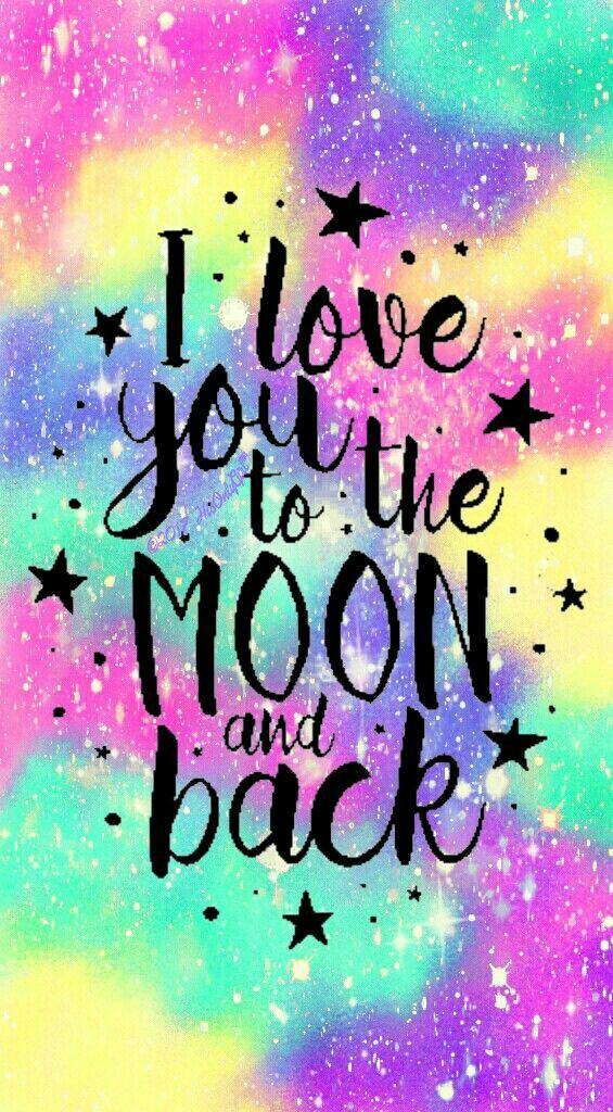 Wallpaper Cute Emojis To The Moon And Back Galaxy Wallpaper I Created For The