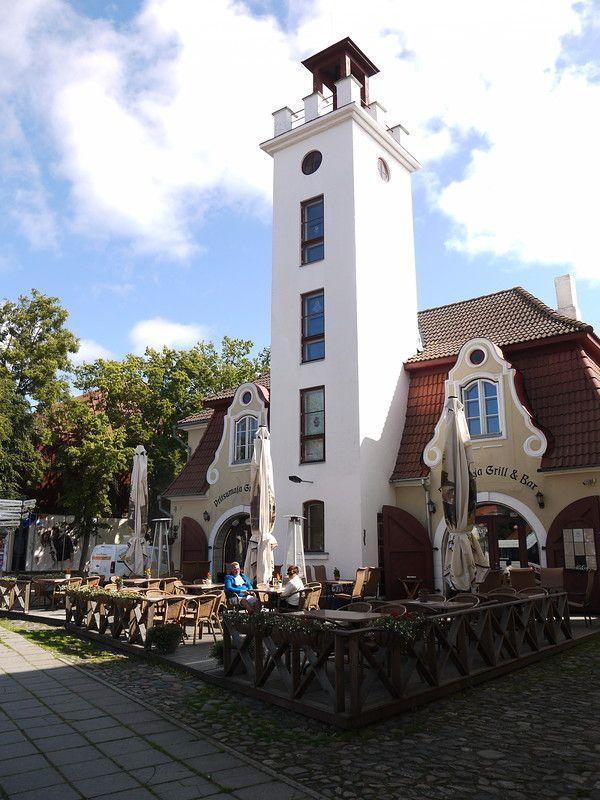 Куресааре,  Старая  ратуша  1670.