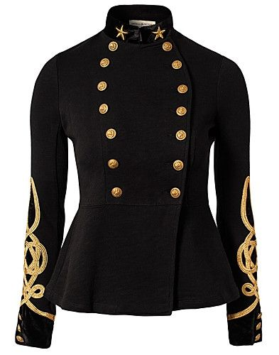 Image result for military jacket women