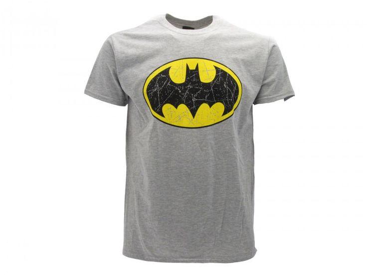 T-shirt maglietta Batman Logo vintage taglia M