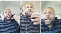 Cleveland Facebook killer hunted by police