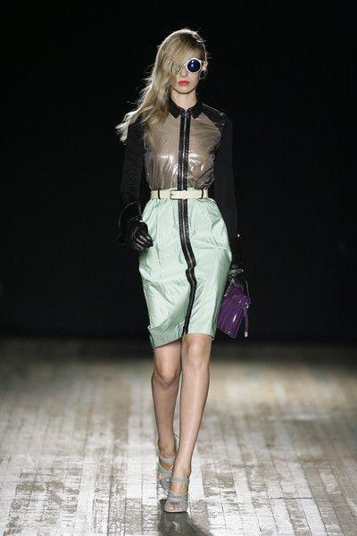 Proenza Schouler at New York Fashion Week Spring 2009 - Runway Photos