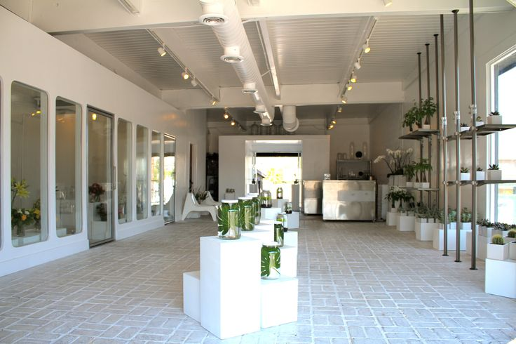 Inside the store Spruce 4313 Fountain Avenue @ Sunset Los Angeles. www.sprucela.com