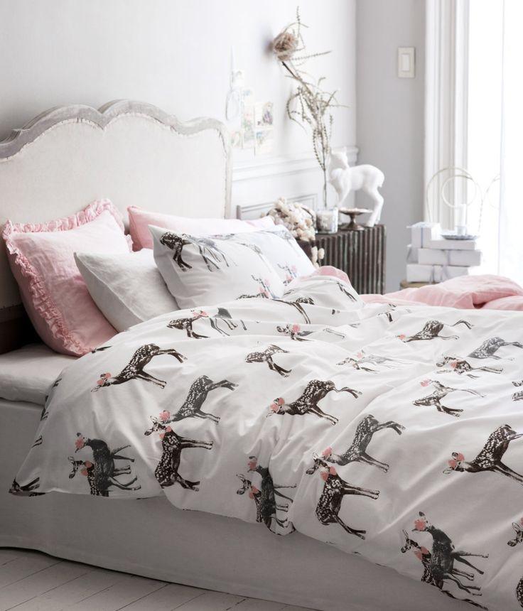 Darling Deer Bedding Bedroom Inspirations Home Duvet Cover Sets