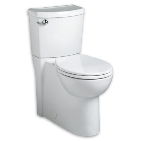 Cadet 3 Flowise Right Height Round Front Concealed Trapway 1.28 gpf Toilet