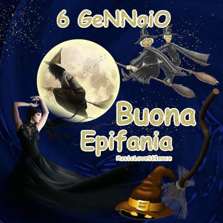 6 Gennaio …Buona Epifania – Musiclovesilence