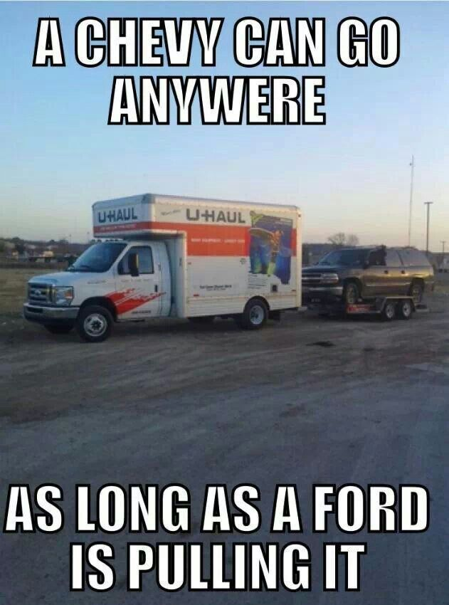 Ford Rules Chevy Sucks Ford chevy humor