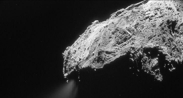 Asteroids might have delivered water to Earth, but comets could be responsible for noble gases and amino acids, a new study suggests.