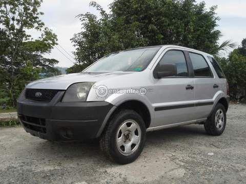 Ford Eco Sport 2006 Panamá | Vendo Ford Eco Sport 1.6lts