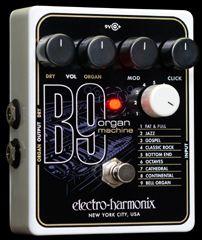 EHX.com | B9 - Organ Machine | Electro-Harmonix