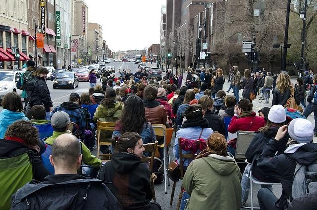 12 avril 2012 - Amene ta chaise, on marche!