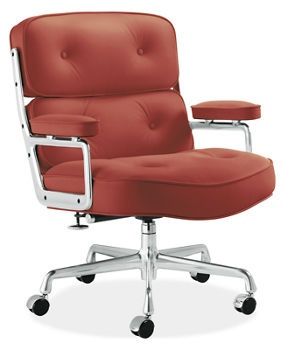 Eames  Executive Work Chair inerCanyon Leather by Herman Milli n Red   canyon Leather 30 best Eames executive chair images on Pinterest   Executive  . Eames Executive Work Chair. Home Design Ideas