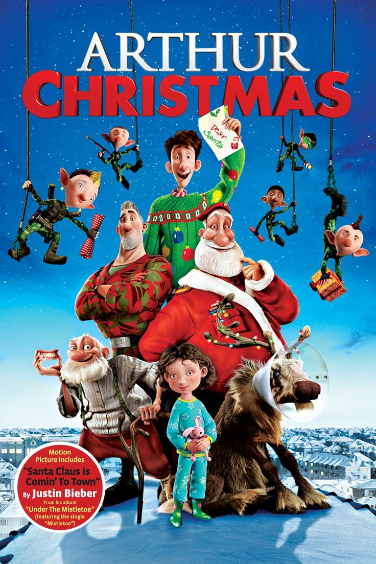 Critics Consensus: Aardman Animations broadens their humor a bit for Arthur Christmas, a clever and earnest holiday film with surprising emotional strength. Buy Amazon $7.99