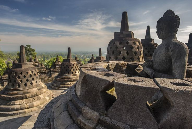 """""""Borobudur's Temple"""" Photo by Emanuele Del Bufalo -- National Geographic Your Shot"""