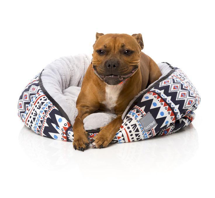 FuzzYard Cancun Reversible Pet Bed