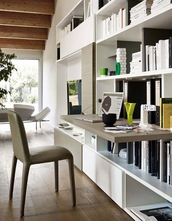 Come progettare l 39 home office archindugio sardegna for Progettare parete attrezzata