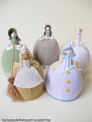 Είμαι παιδί: Φτιάξτε μαγικές κούκλες, χριστουγεννιάτικα στολίδια και κατασκευές με απλά υλικά