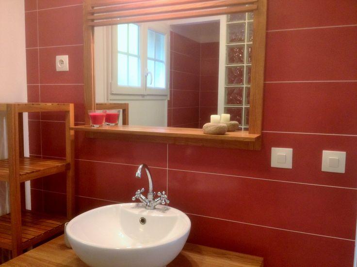 La salle de bain Le Clos du Hêtre, bathroom