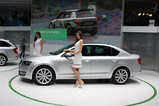Skoda Launch New Octavia on August 9 in India.