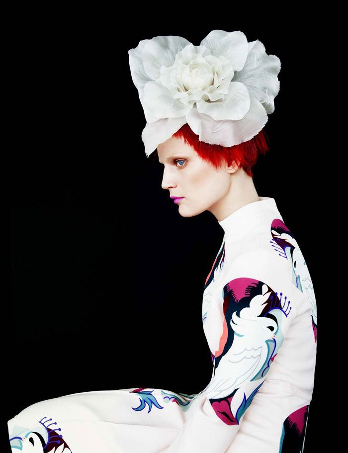 Guinevere Van Seenus by Erik Madigan Heck for Muse Magazine