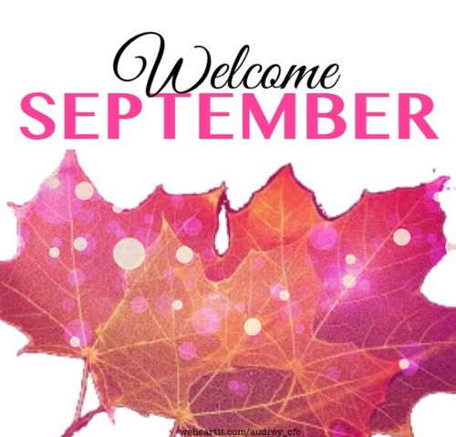 Welcome September image 1
