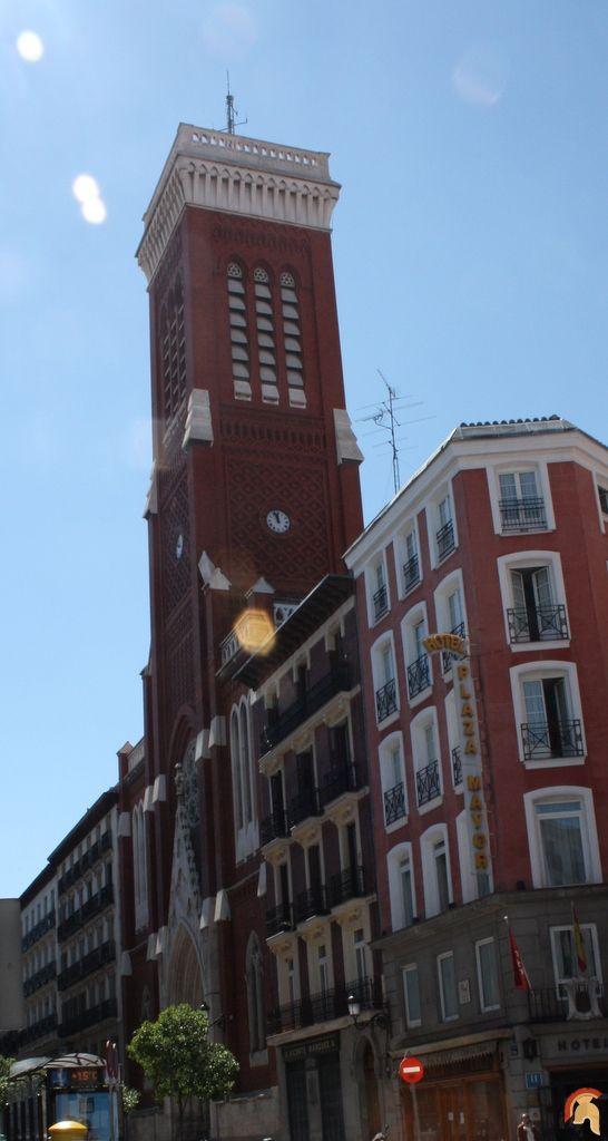 Parroquia de la Santa Cruz se empezó a construir en 1889 y se consagró el 23 de enero de 1902, es obra del Marqués de Cubas, arquitecto y alcalde de la villa. parroquia de la santa cruz (1).jpg