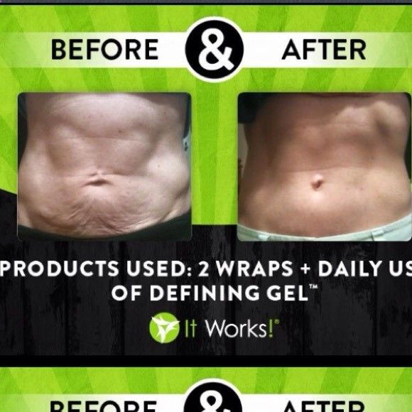 Wrap! Tightens, tones,  firms Minimizes cellulite appearance Improves skin texture  tightness Mess-free and simple to use Results in as little as 45 minutes Progressive results over 72 hours Made with natural ingredients Other