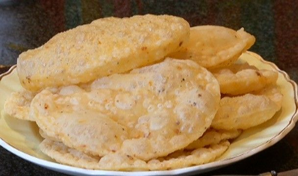 Puri Bread : Food : The Home Channel