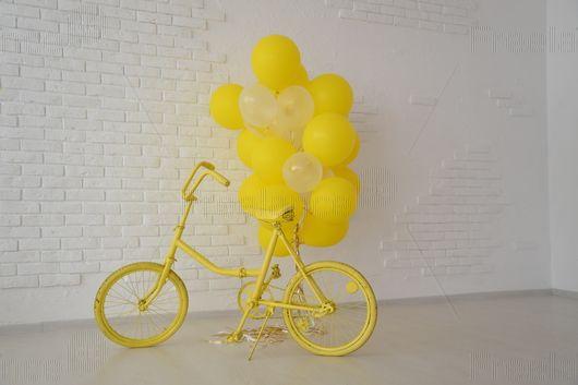 Yellow mood #bike #ball #yellow #mood #freelancecreative #freelancediscount