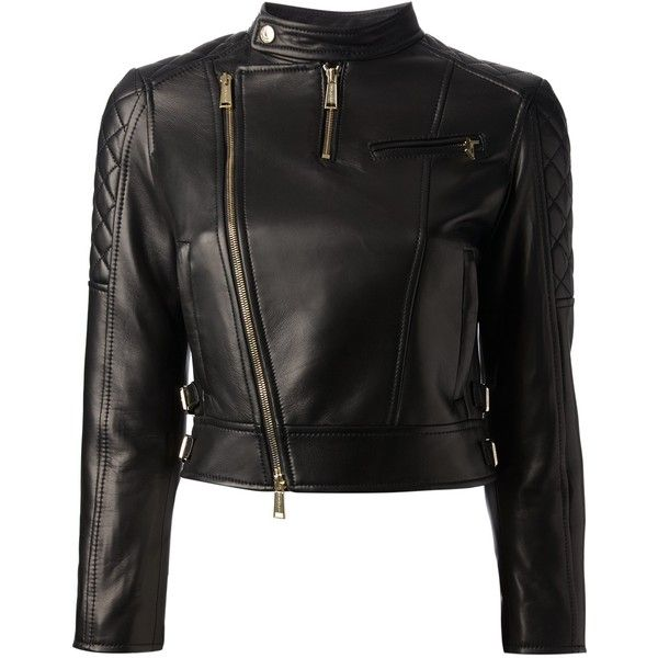 DSQUARED2 quilted biker jacket  - Outfit 499