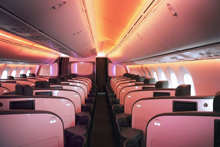 Virgin Atlantic 787 Upper Class and Premium Economy | Viewport Studio