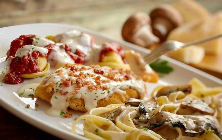 Pizza Olive Garden Menu: Olive Garden: Northern Tour Of Italy, Asiago Tortelloni
