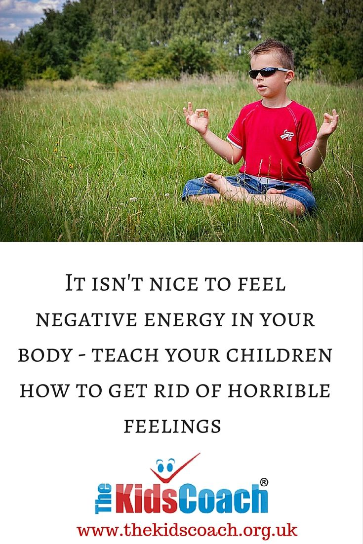107 best children and feelings images on pinterest How to get rid of bad energy