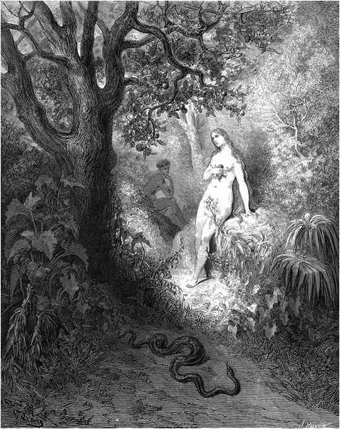 Pullyz Paradise lost - Adam and Eve Essay