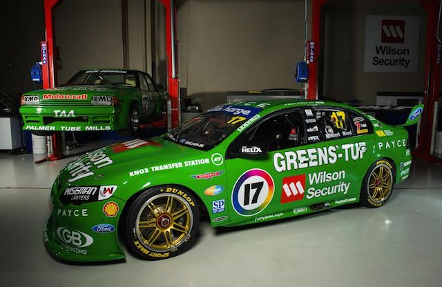 POLL: V8 Supercars best Bathurst retro liveries