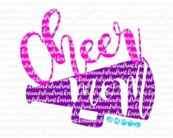 Cheer mom svg(svg043), svg files, cheer svg, cheerleading svg, cheer clipart, cheer mom clipart
