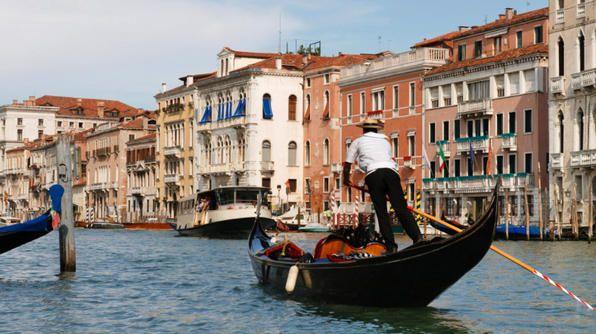 Must take a romantic Gondola Ride!
