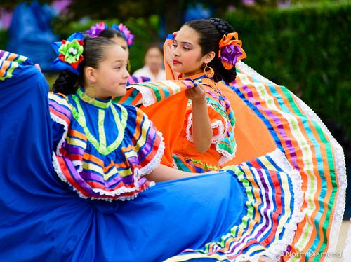 Traditional Mexican Dance Costumes | mexican heritage mexican dance mexico texas texas state fair dance ...