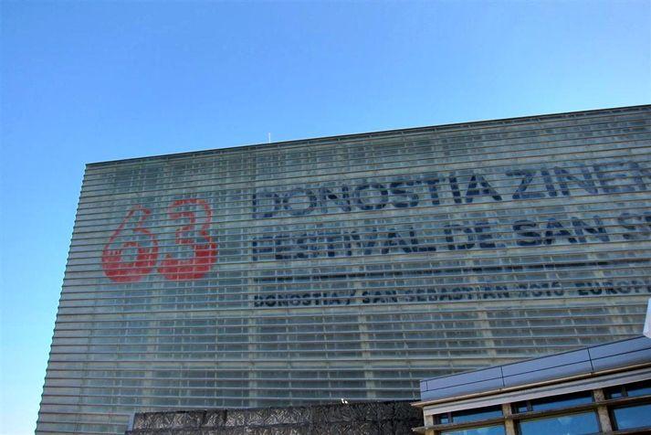 El gris no es un color Top 10 de la 63ª edición del Festival de San Sebastián.  No pasará a la histo...