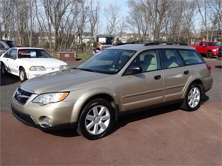 2008 Subaru Outback - 2008 Subaru Outback 2.5i AWD wagon