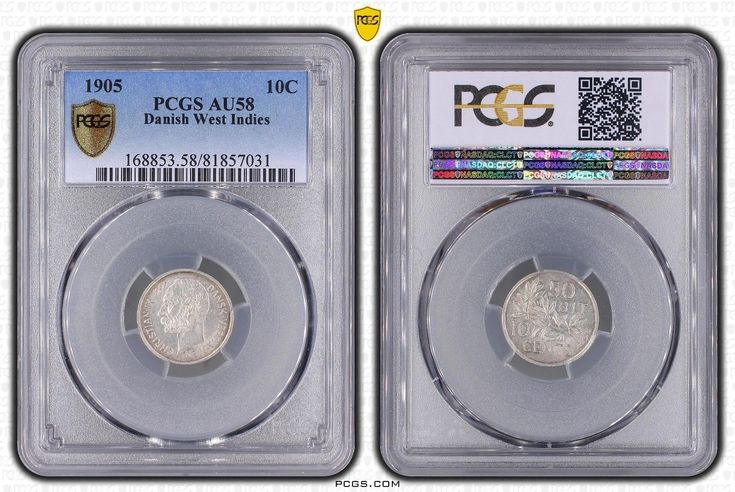 Item specifics    									 			Certification:   												PCGS  									 			Grade:   												AU 58   							 							    Item description  						Check coin here 81857031.  					 							See full item description 						 DANISH WEST INDIES – 10 CENT (50 BIT) COIN 1905 YEAR KM#78... - #Antrouter, #Bitcoin, #BitcoinMiner, #BITCOINMININGCONTRACT, #GntMining