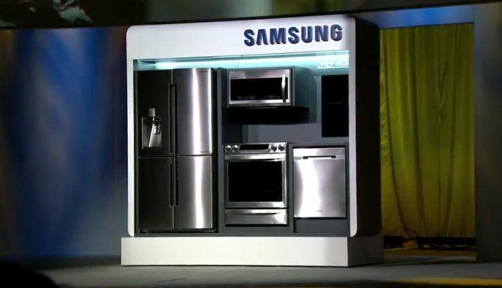 #Liveblog Los aparatos con los que Samsung quiere construir el hogar del futuro #CES2015