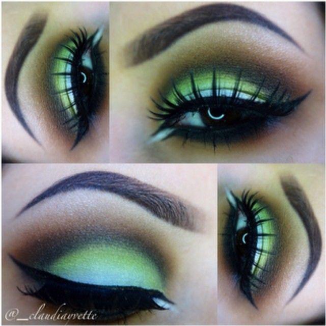 Colorful eyeshadow #_claudiayvette