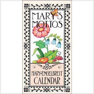 "2015 ""Mary's Mottos"" Wall Calendar"