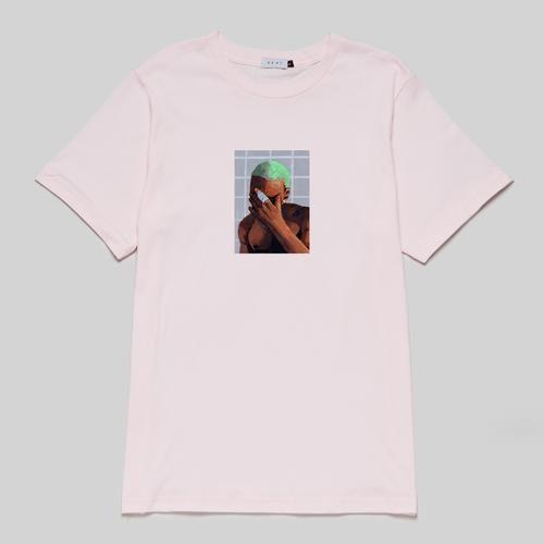 SCRT – Frank Ocean T-Shirt - Pink