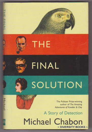 The Final Solution by Michael Chabon.  Published by Fourth Estate (HarperCollins UK) in 2005.