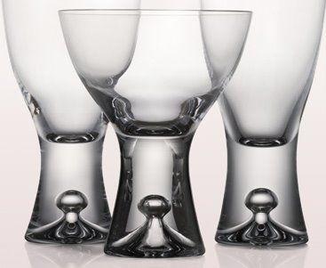 Bubbleglasses by Tapio Wirkkala