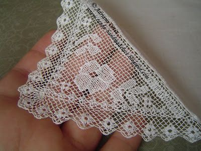 Randa Handmade Lace: De mi abuela / From my grandmother