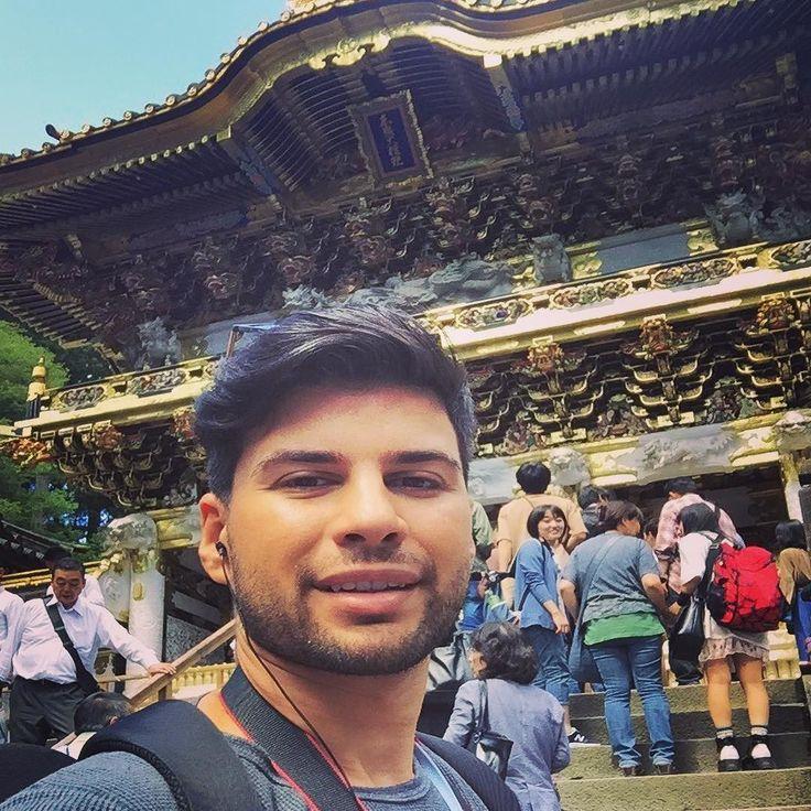 Exploring the beautiful Japanese temples and shrines... I had such an amazing time in Tokyo! #tokyo #tripogogo #worldtraveler #japan #toshogushrine #toshogu #nikko #saitamashi #nationalpark
