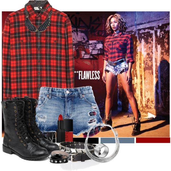 """Flawless by Beyonce 2013"" by tatjanalola on Polyvore  Halloween Costume 2014 - Wake up FLAWLESS"